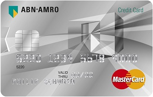 Studente creditcard ABN AMRO