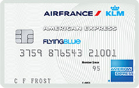 Beginkaart Entry card van Flying Blue
