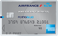 AMEX Flying Blue Silver Card