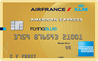 AMEX Flying blue Gold Card