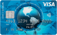 Visa World Card CC