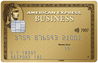 AMEX Business Gold