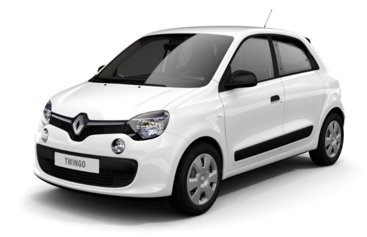 Renault Twingo Wit