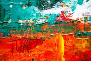 Duur schilderij gekocht met creditcard
