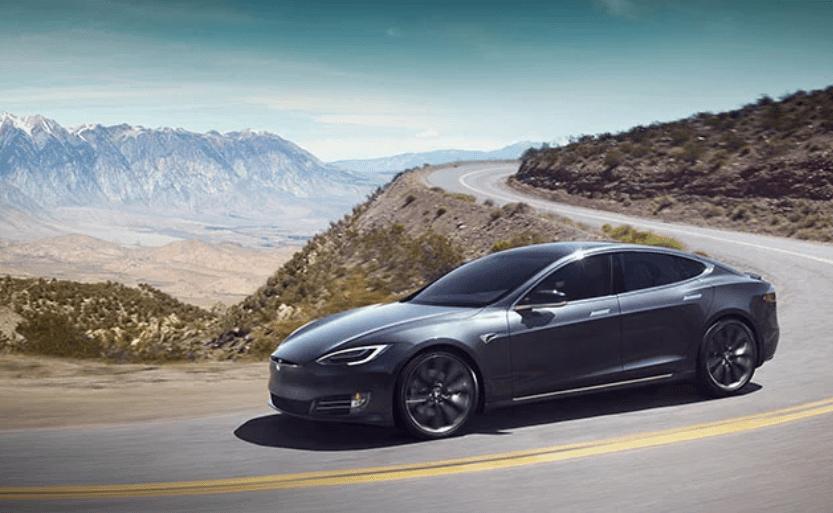 Model S foto