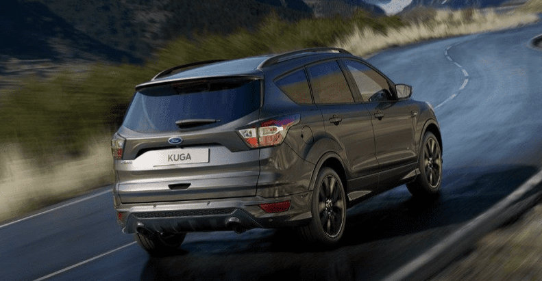 Ford Kuga afbeelding