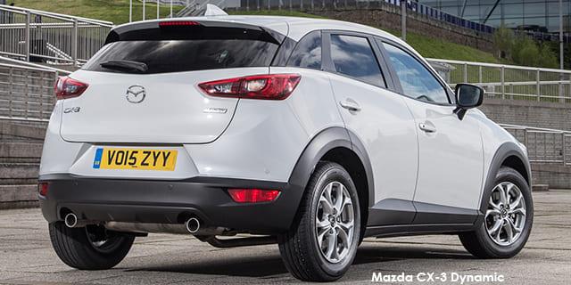 Mazda cx 3 Dynamic