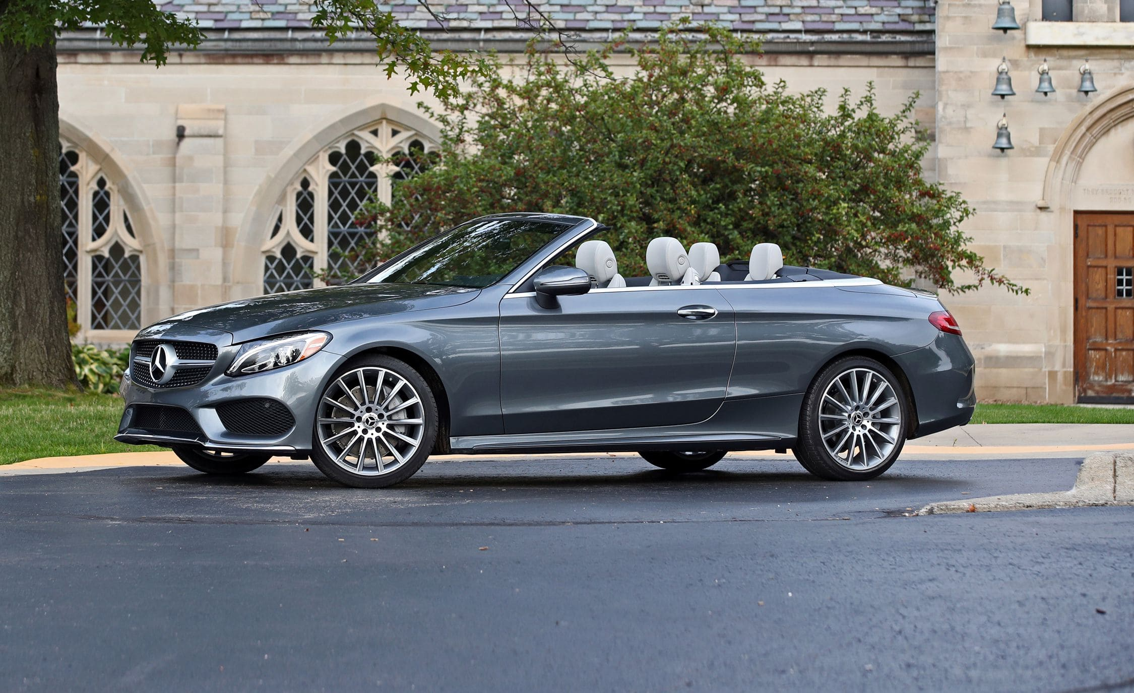 Mercedes C kant