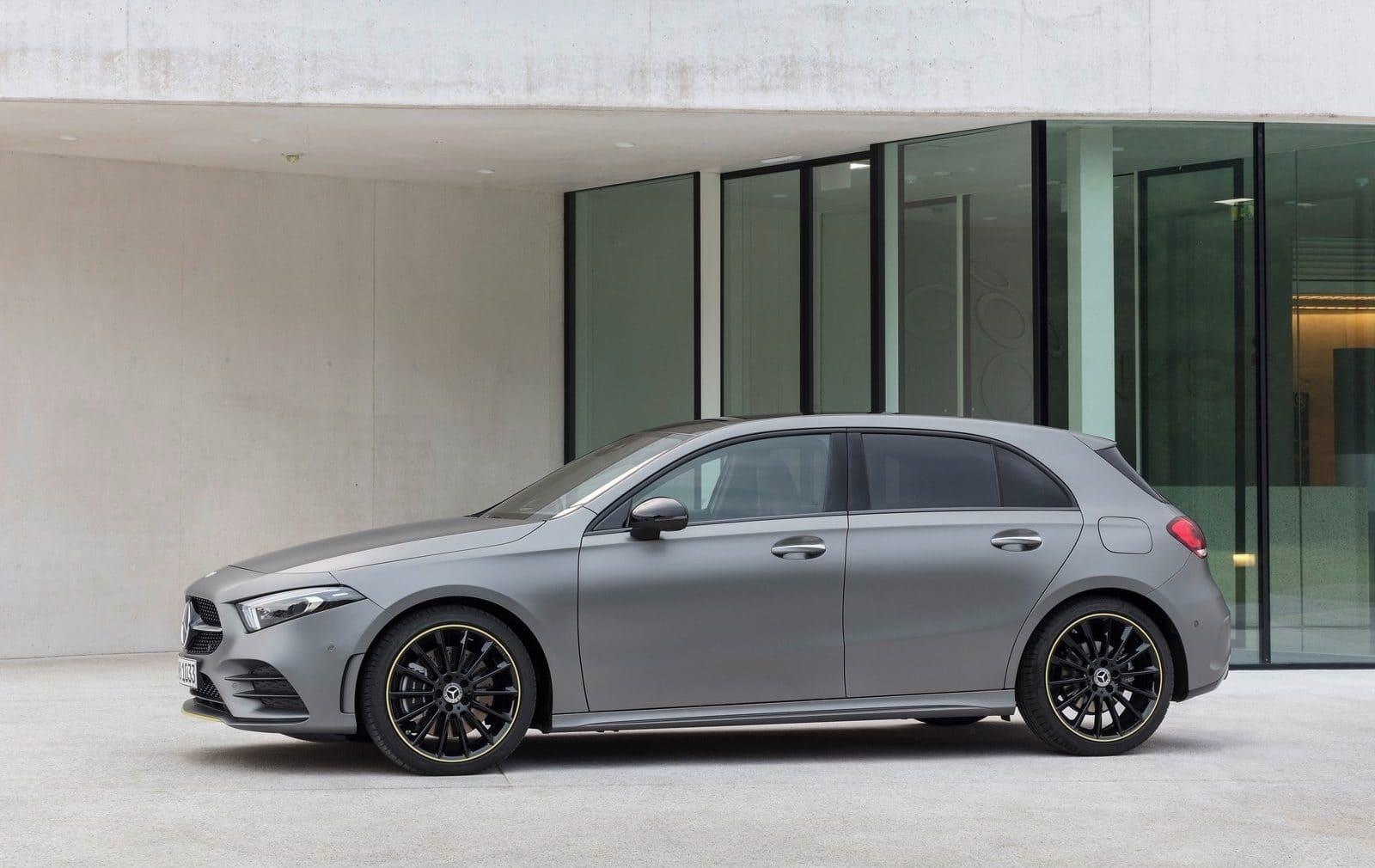 Mercedes voor