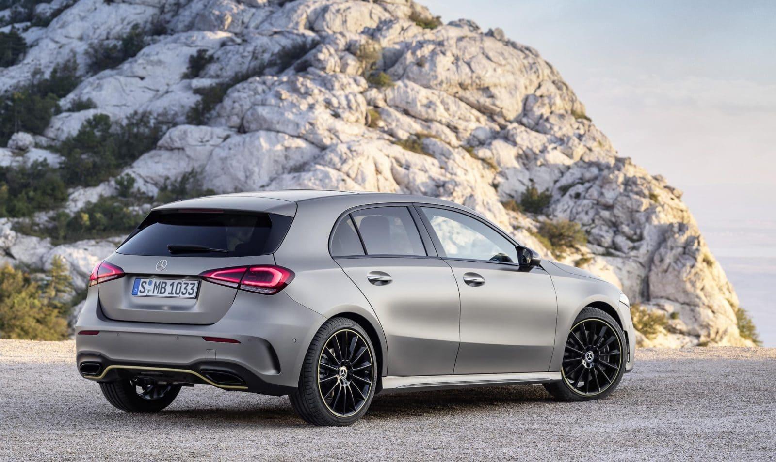 Mercedes benz a klasse voor