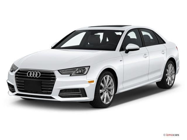 Audi A4 wit