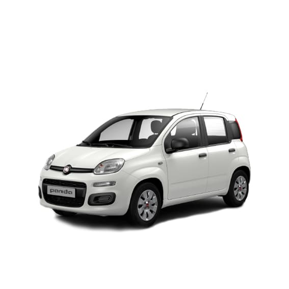 Fiat Panda Wit