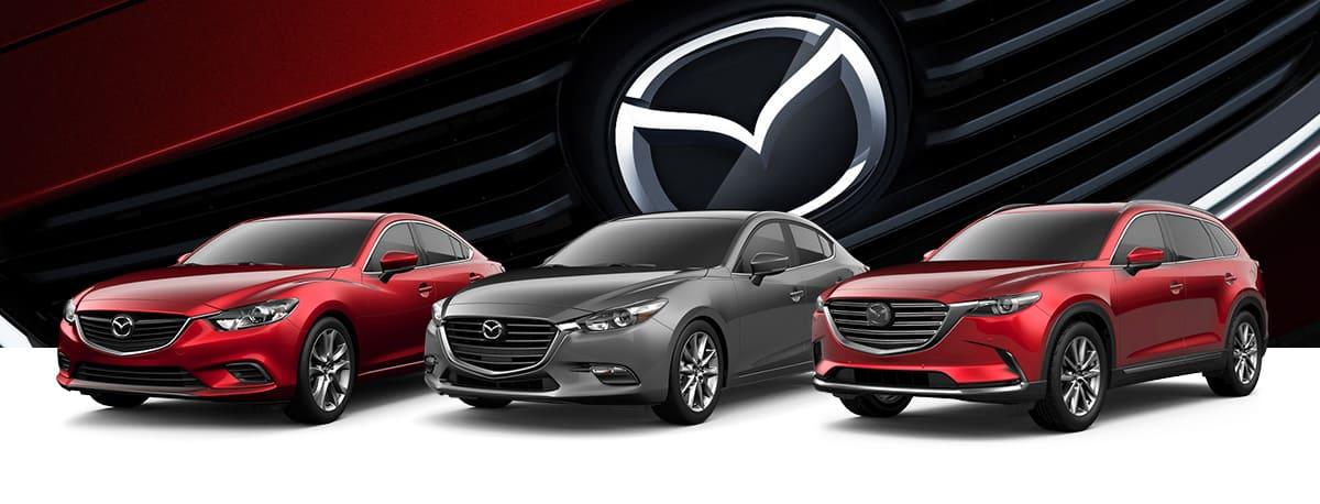 Header Images Mazda
