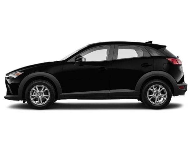 Mazda CX-3 - Zwart