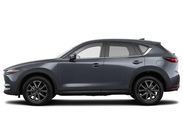 Mazda CX5 - Zwart