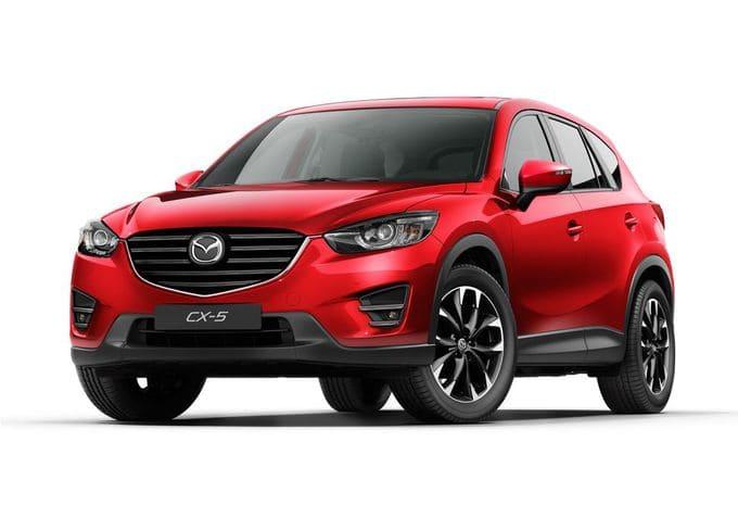 Mazda XC5