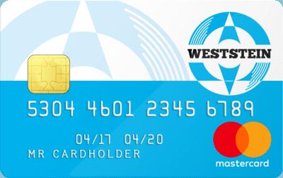 WestStein Creditcard