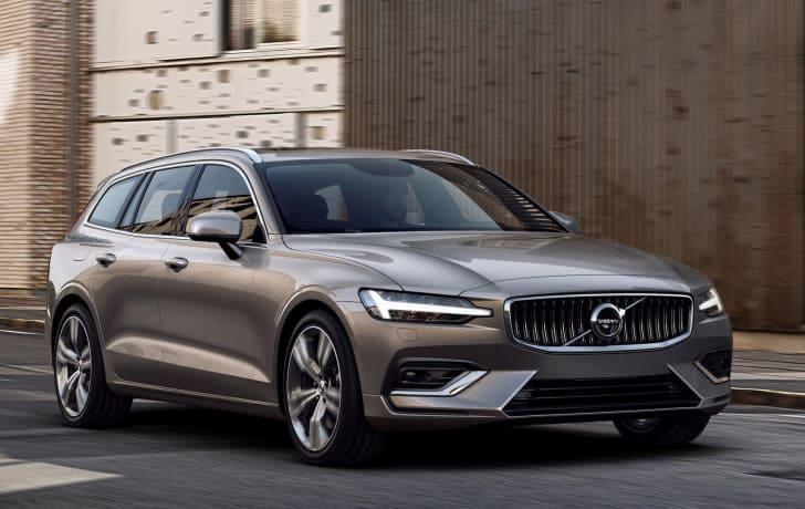 Volvo V60 Voor