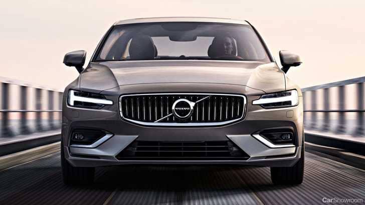 Volvo V60 Voorkant