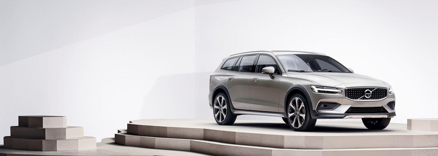 Volvo V60 - header - grijs