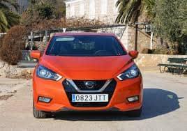 Nissan Micra Voor Oranje