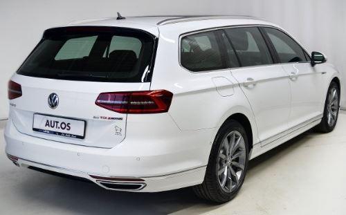 VW Passat Achterkant