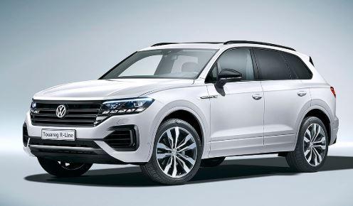 VW Touareg Luxe uitstraling