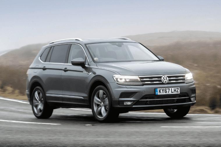 Volkswagen Allspace Voorkant