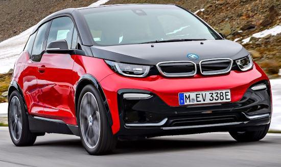 BMW i3 Voorkant
