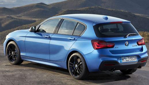 BMW 1 Serie Achterkant