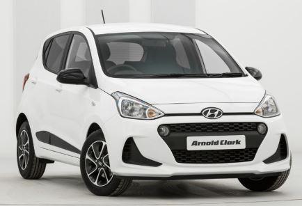 Hyundai i10 Voorzijde