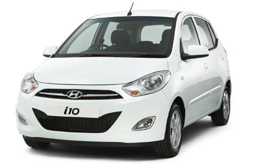 Hyundai i10 Wit