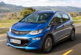 Opel Amera Vooraanzicht