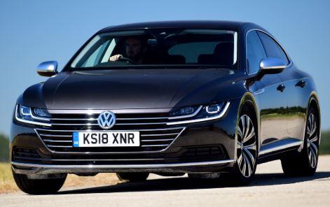 VW Arteon Lux