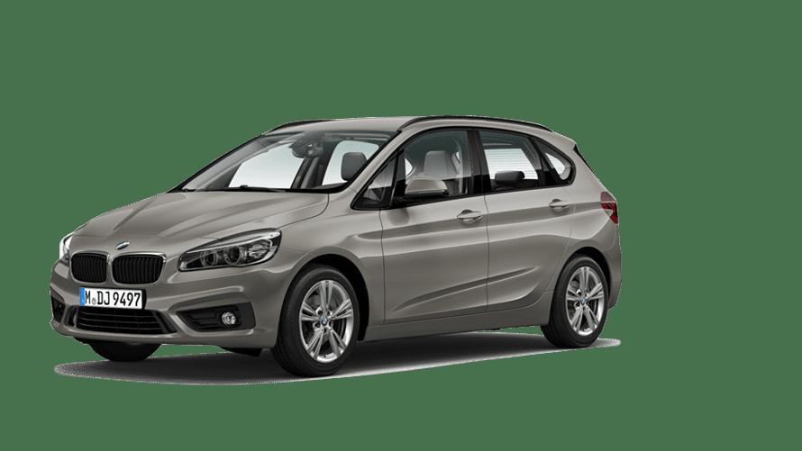 BMW 2 series in het grijs