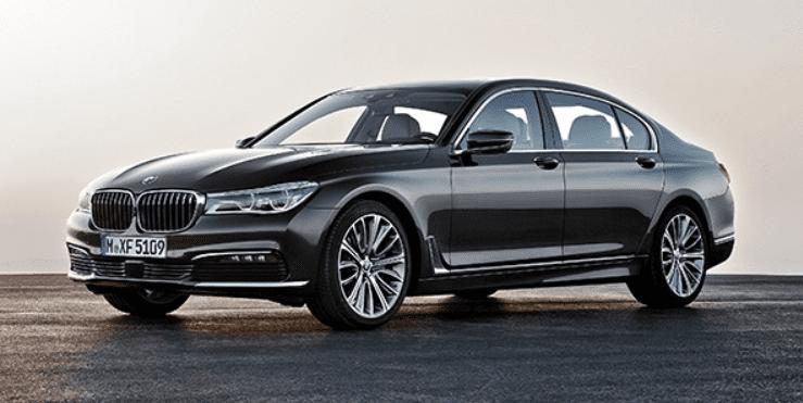 BMW 7 serie Luxe sedan