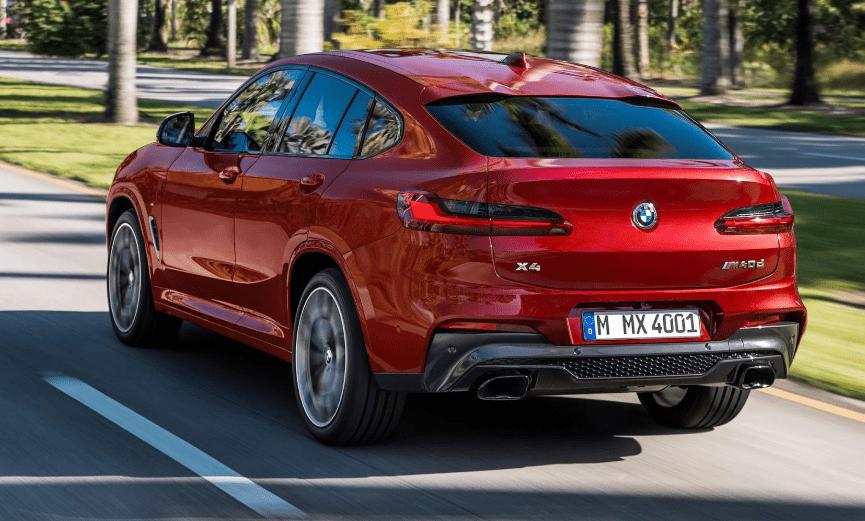 BMW X4 in de M uitvoering met extra PKs
