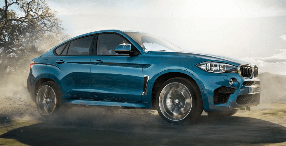 BMW X6 - ENorm populaire grote SUV