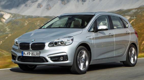 BMW-2 Serie Voorzijde