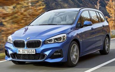 BMW- 2 Serie Blauw