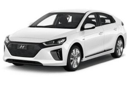 Hyundai ioniq Hybride auto