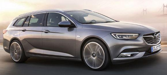 Opel Insignia New