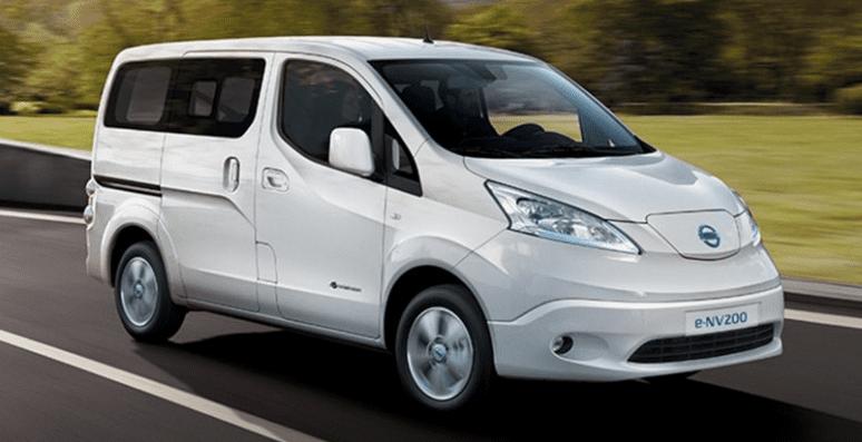 Nissan Electrische EVALIA