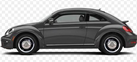 VW Beetle Grijs