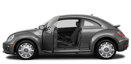 VW Beetle Open Deur