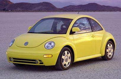 VW Beetle Geel
