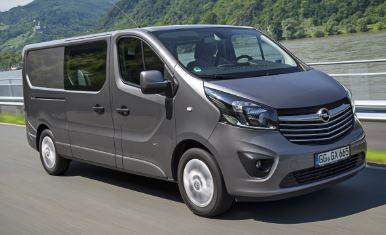 Opel Vivaro New