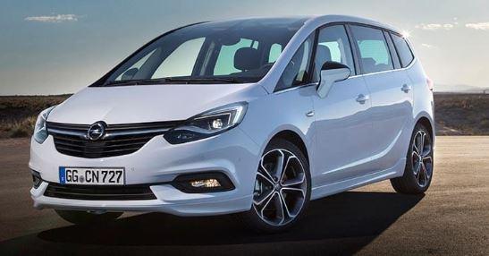 Opel Zafira Lux