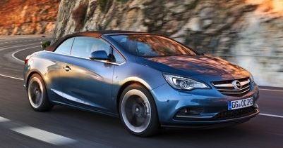 Opel Cascada Voorkant