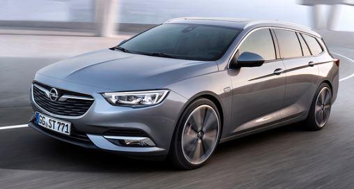 Opel Insignia Grijs
